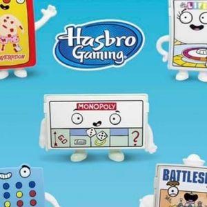 Hasbro Monopoly McDonald's Toy